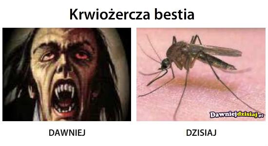 Krwiożercza bestia –