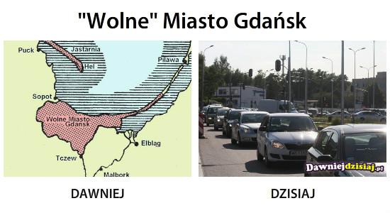 """""""Wolne"""" Miasto Gdańsk –"""