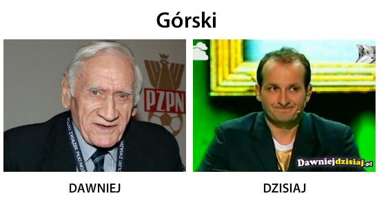 Górski –