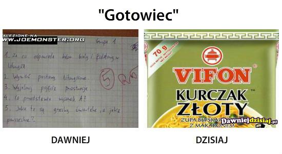 """""""Gotowiec"""" –"""