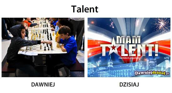 Talent –