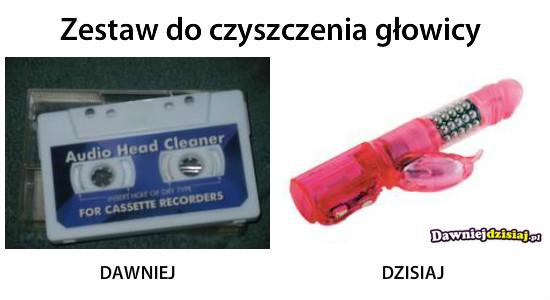 Zestaw do czyszczenia głowicy –