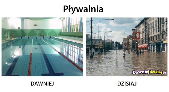 Pływalnia –