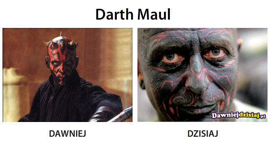 Darth Maul –