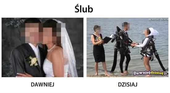 Ślub –