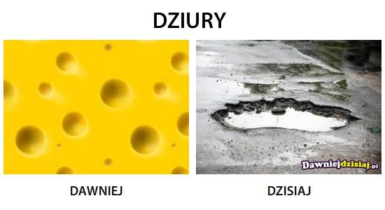 DZIURY –