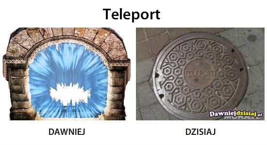 Teleport –