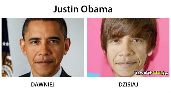 Justin Obama –