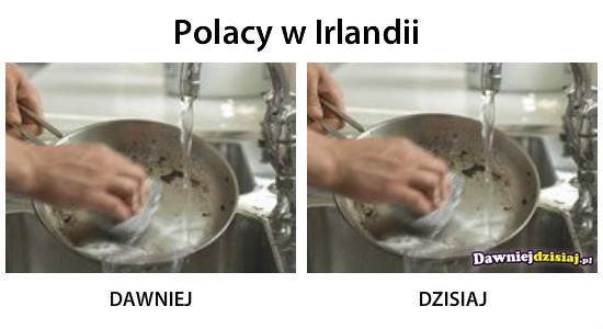 Polacy w Irlandii –