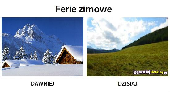 Ferie zimowe –