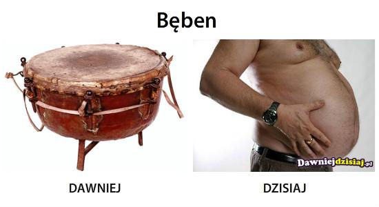 Bęben –