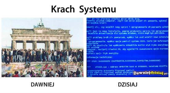 Krach  Systemu –