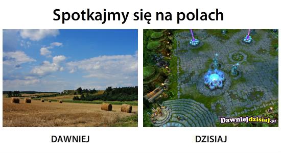 Spotkajmy się na polach –