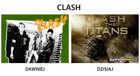 CLASH –