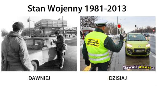 Stan Wojenny 1981-2013 –