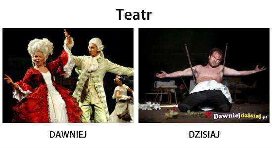 Teatr –