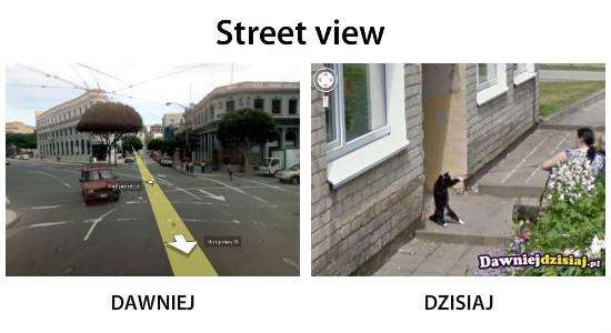 Street view –