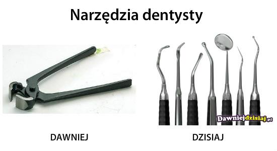 Narzędzia dentysty –