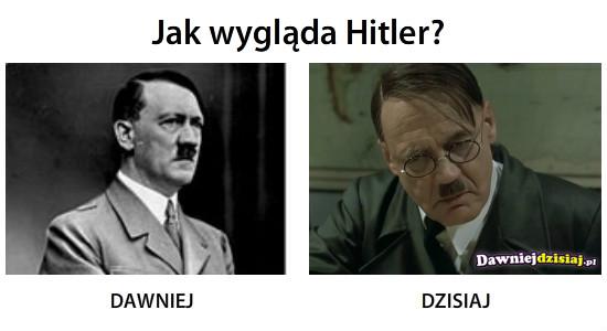 Jak wygląda Hitler? –