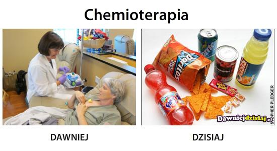 Chemioterapia –