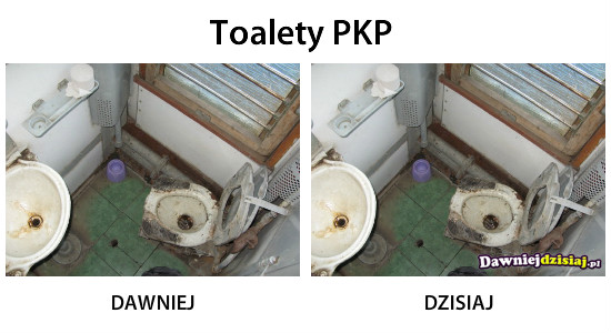 Toalety PKP –