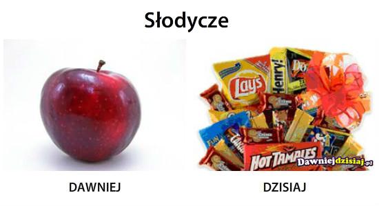 Słodycze –