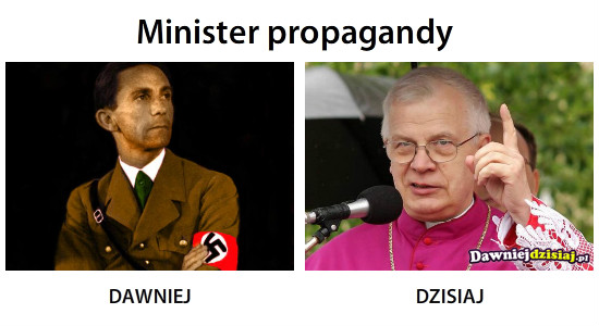 Minister propagandy –