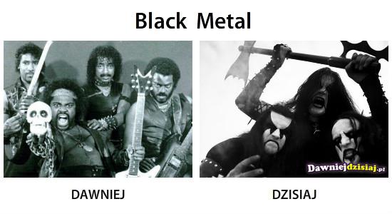 Black  Metal –