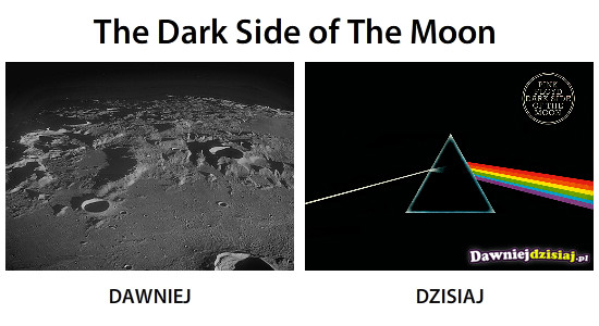 The Dark Side of The Moon –