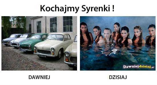 Kochajmy Syrenki ! –
