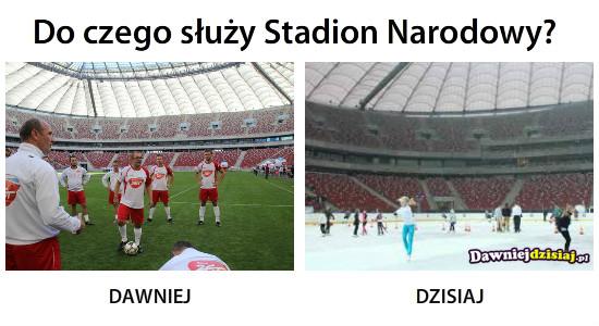 Do czego służy Stadion Narodowy? –