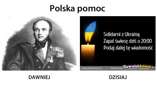 Polska pomoc –
