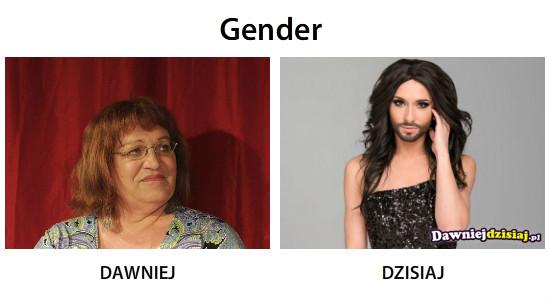 Gender –