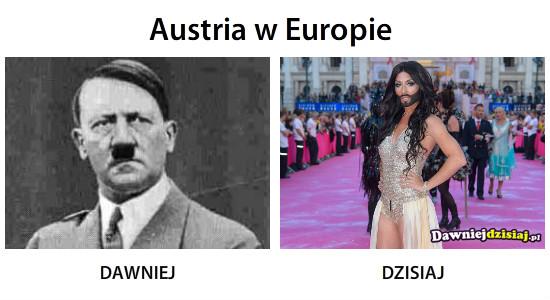 Austria w Europie –