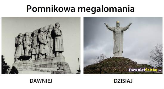 Pomnikowa megalomania –