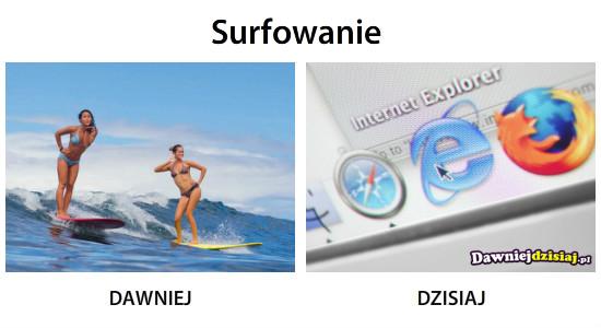 Surfowanie –