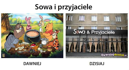 Sowa i przyjaciele –