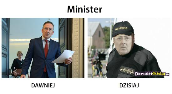 Minister –