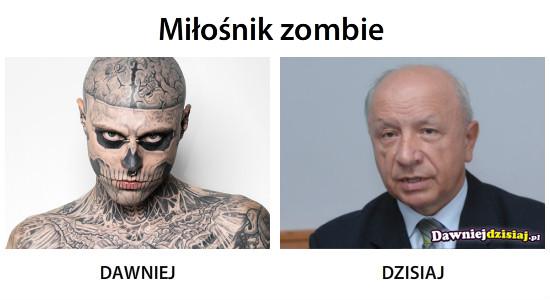 Miłośnik zombie –