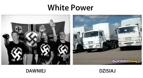 White Power –