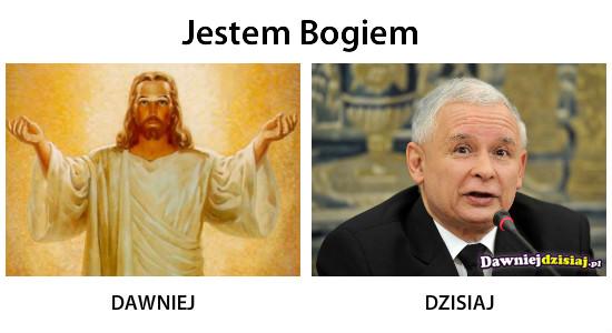 Jestem Bogiem –