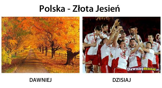 Polska - Złota Jesień –