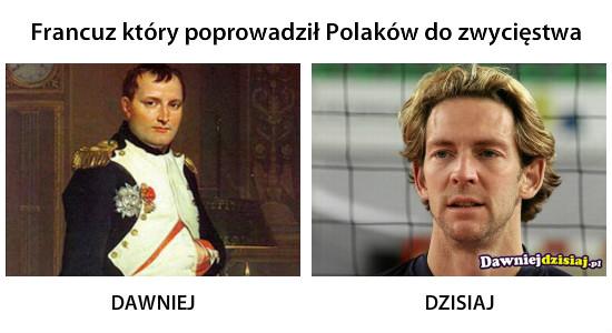 Francuz który poprowadził Polaków do zwycięstwa –