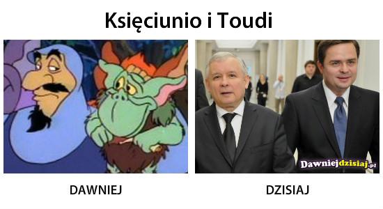 Księciunio i Toudi –