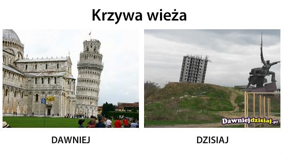 Krzywa wieża –