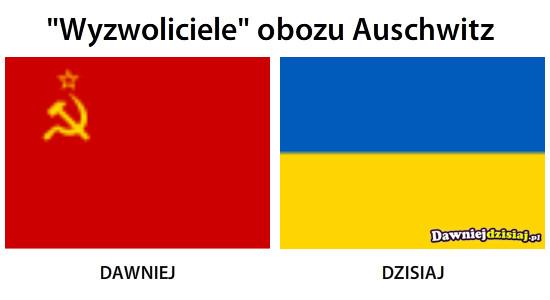 """""""Wyzwoliciele"""" obozu Auschwitz –"""