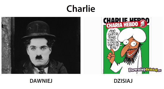 Charlie –