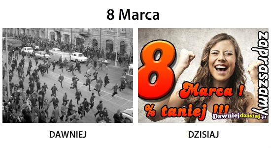 8 Marca –
