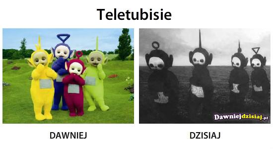 Teletubisie –
