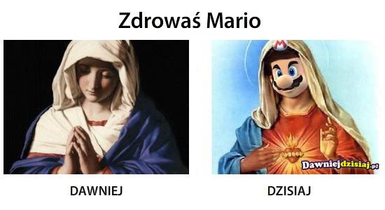 Zdrowaś Mario –